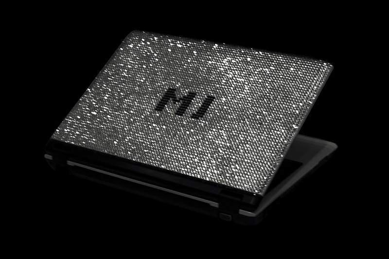 1. MJ Laptop Brilliant Limited Edition – 3,5 triệu USD