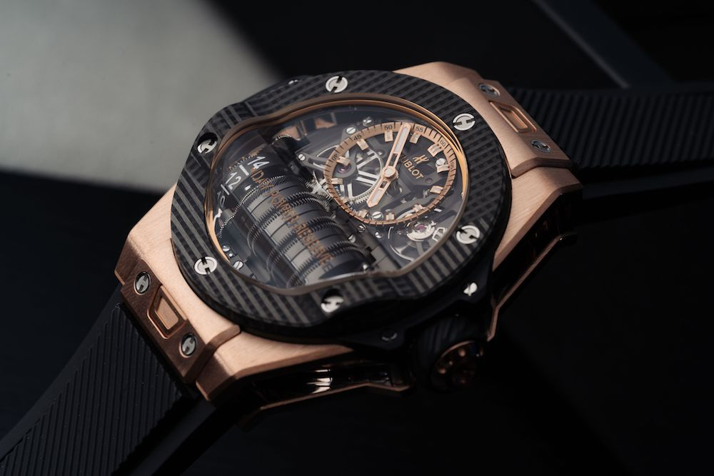 Đồng hồ Hublot Big Bang MP-11 14-day Power Reserve