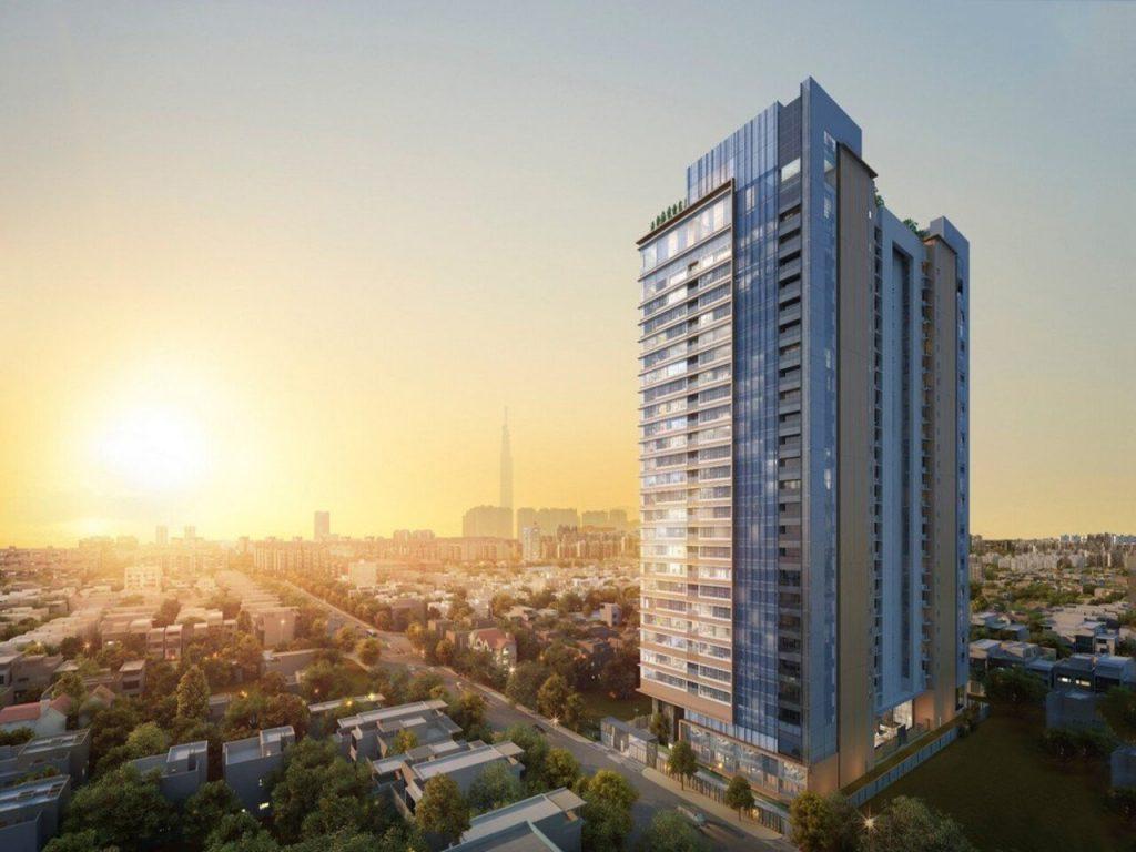 5 dự án chung cư hạng sang tại TP.HCM với mức giá hơn 5 tỷ đồng ảnh 1