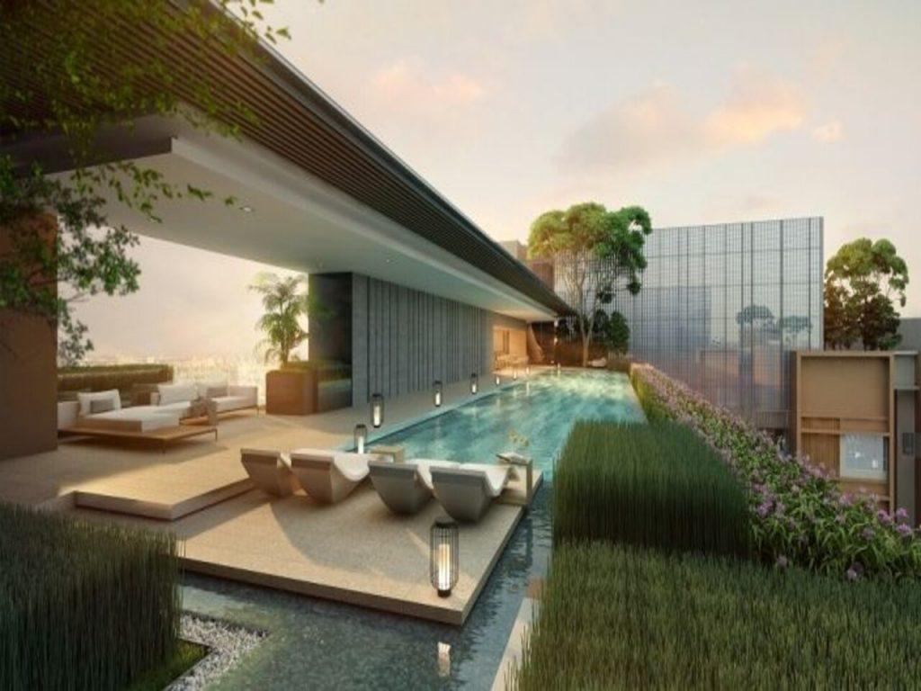 5 dự án chung cư hạng sang tại TP.HCM với mức giá hơn 5 tỷ đồng ảnh 2