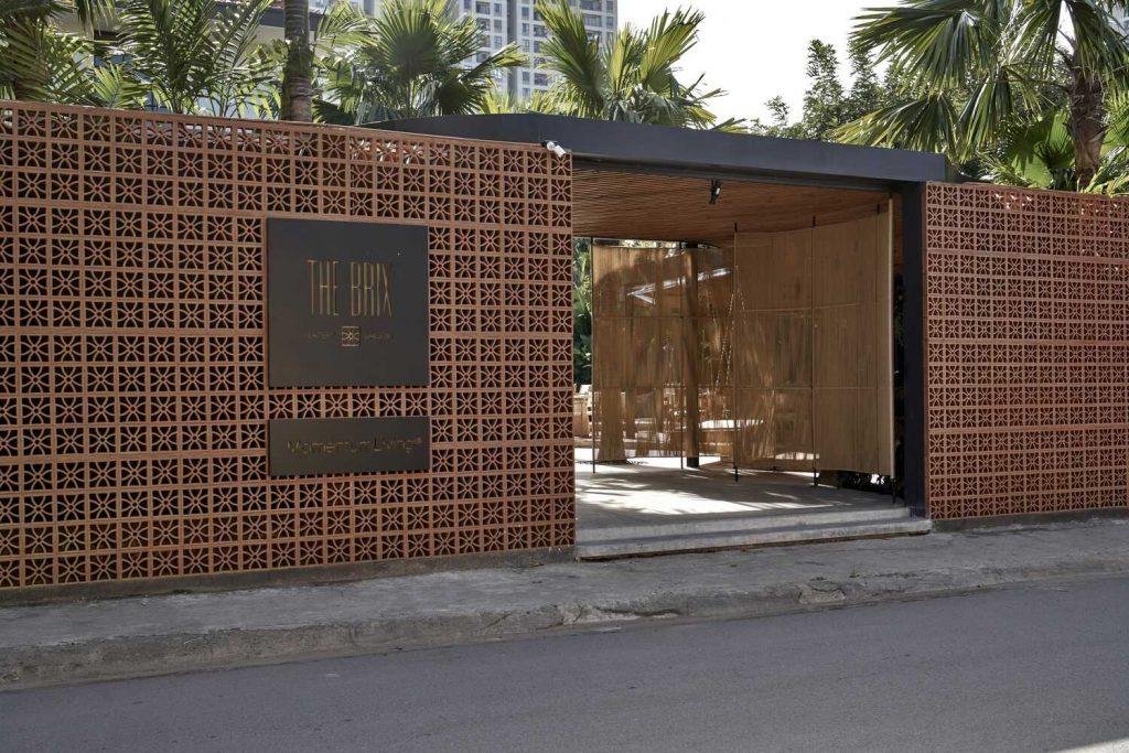 """Nhà hàng The Brix - Không gian """"ốc đảo"""" xanh độc đáo tại Sài Gòn ảnh 8"""