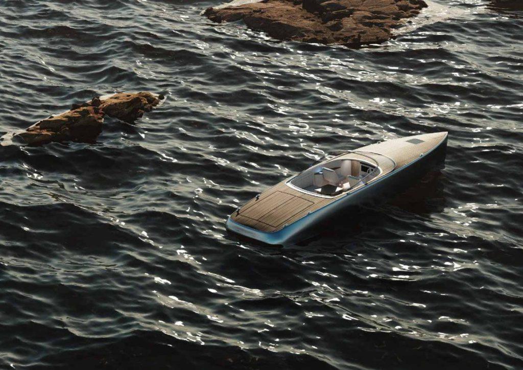 Thuyền điện thân nhôm có tốc độ 70 hải lý/giờ ảnh 2