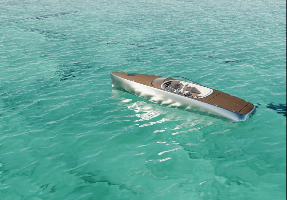 Thuyền điện thân nhôm có tốc độ 70 hải lý/giờ ảnh 6