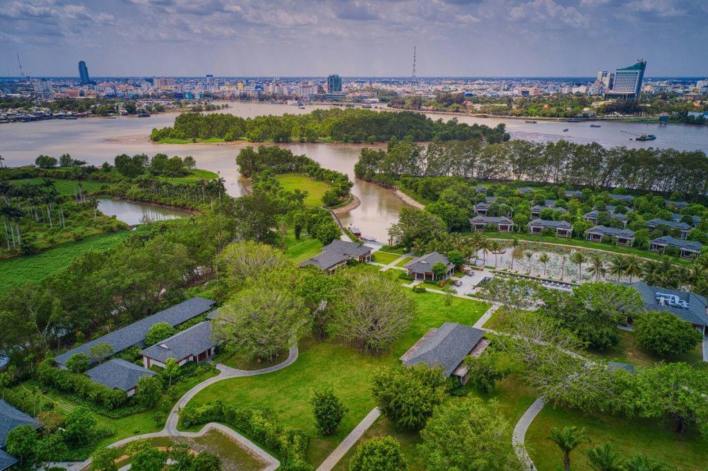 Azerai Cần Thơ - Resort 5 sao cao cấp nhất miền Tây ảnh 2