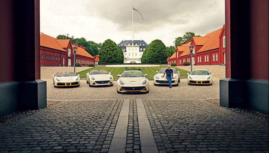 Bộ sưu tập Ferrari tuyệt đỉnh khởi nguồn từ đam mê của cậu con trai út ảnh 1