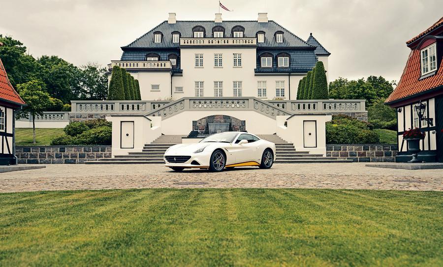 Bộ sưu tập Ferrari tuyệt đỉnh khởi nguồn từ đam mê của cậu con trai út ảnh 3