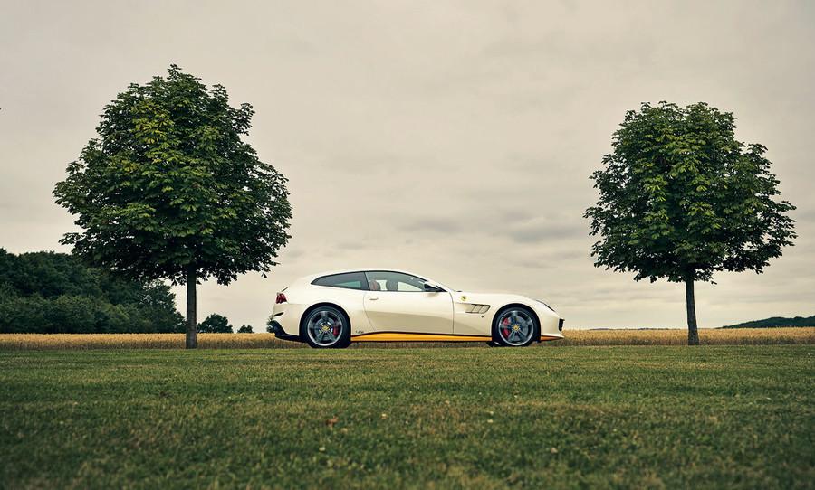 Bộ sưu tập Ferrari tuyệt đỉnh khởi nguồn từ đam mê của cậu con trai út ảnh 2