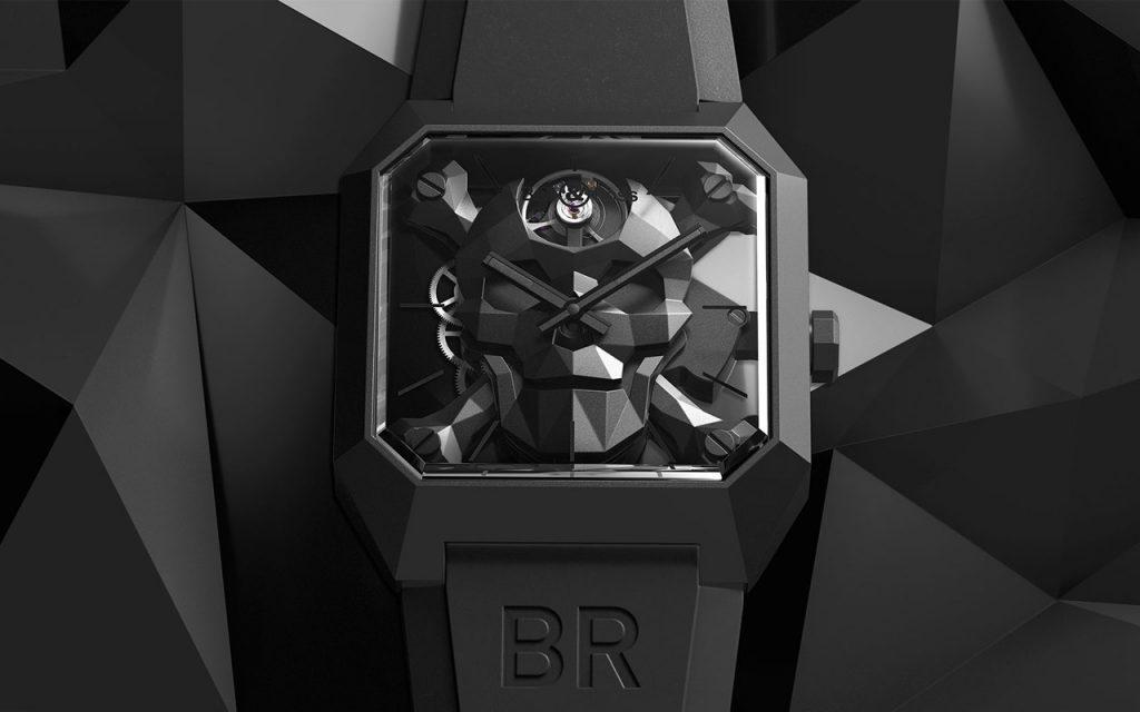 Đồng hồ mặt vuông - phong cách thời thượng của phái mạnh ảnh 1