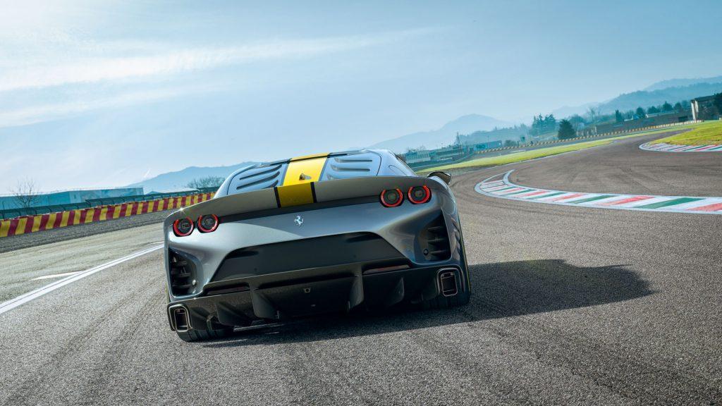 Đếm ngược thời khắc ra mắt Ferrari 812 Superfast phiên bản giới hạn động cơ V12 ảnh 4