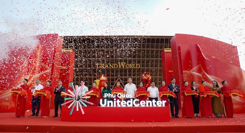 Phú Quốc United Center - Siêu quần thể nghỉ dưỡng, giải trí hàng đầu Đông Nam Á ảnh 1
