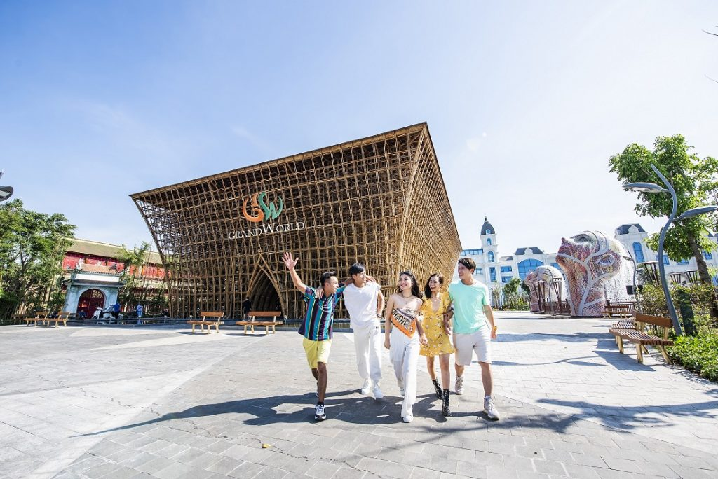 Phú Quốc United Center - Siêu quần thể nghỉ dưỡng, giải trí hàng đầu Đông Nam Á ảnh 7