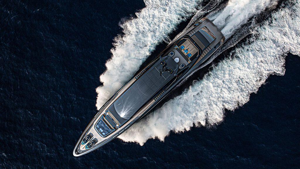 Siêu du thuyền BadGal thiết kế táo bạo và mạnh mẽ của Officina Armare ảnh 2