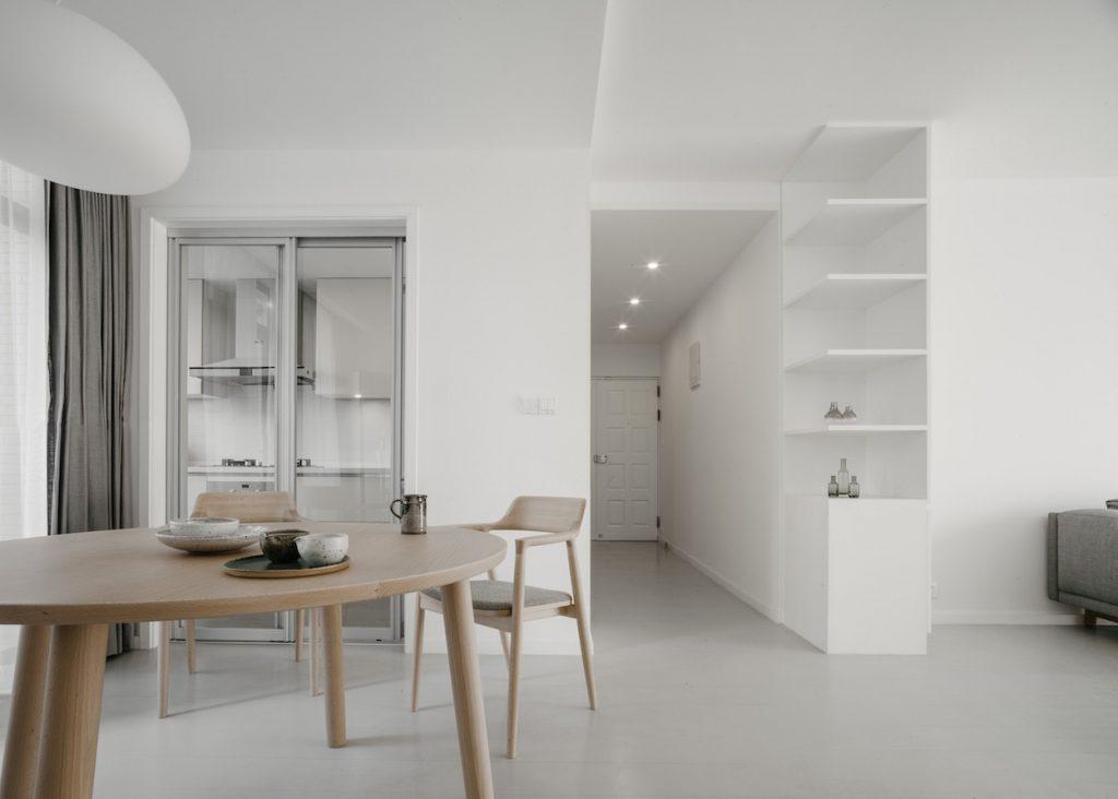 Y Home - Ngôi nhà theo phong cách thiết kế tối giản ảnh 3