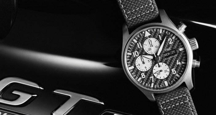 Đồng hồ IWC Pilot's Watch Chronograph Edition AMG - Sự kết hợp giữa Mercedes AMG và IWC ảnh 3