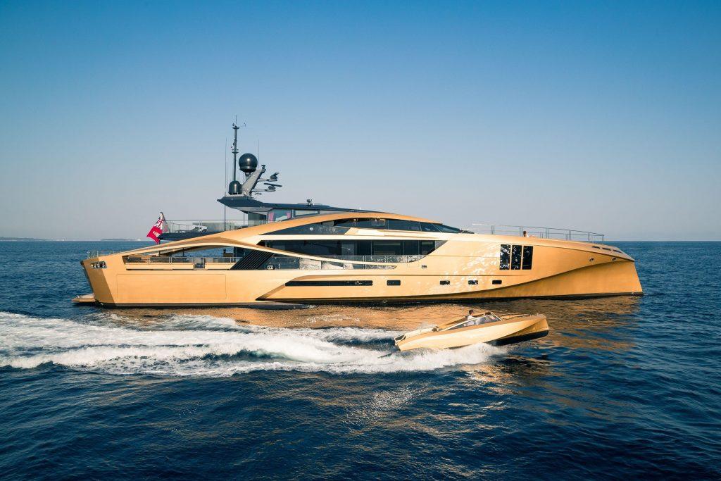 Nghỉ dưỡng trên du thuyền Khalilah sợi carbon trị giá 31 triệu USD ảnh 16