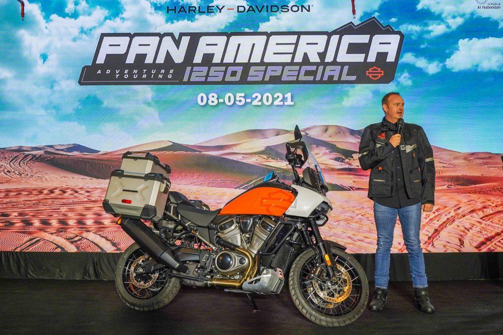 Harley-Davidson Pan America 1250 đã có hơn 20 đơn đặt hàng tại Việt Nam ảnh 11