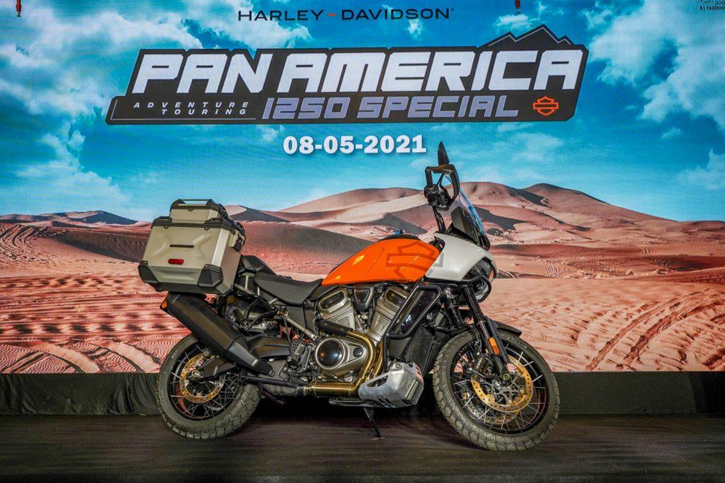 Harley-Davidson Pan America 1250 - tân binh khuấy động phân khúc Adventure tại Việt Nam ảnh 12