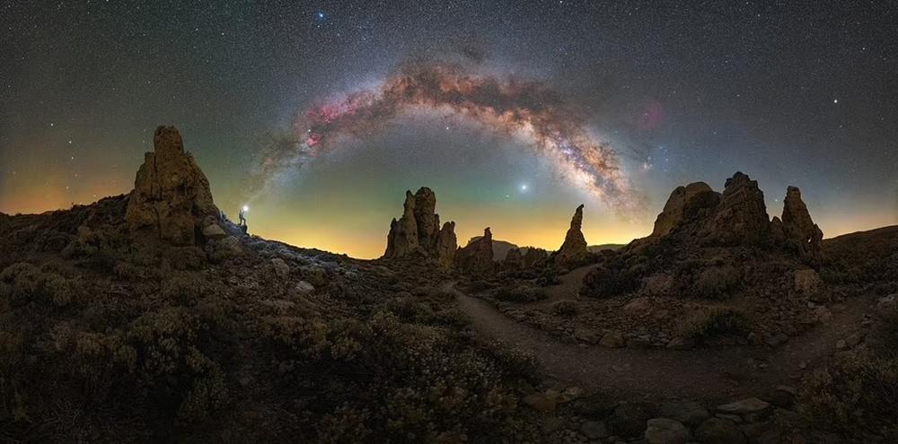 Những bức ảnh chụp dải Milky Way ấn tượng nhất ảnh 1