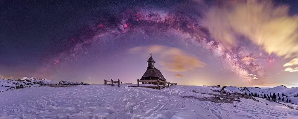 Những bức ảnh chụp dải Milky Way ấn tượng nhất ảnh 8