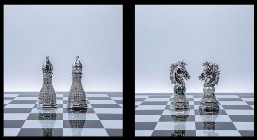Bộ cờ vua Pearl Royale Limited-Edition ảnh 2