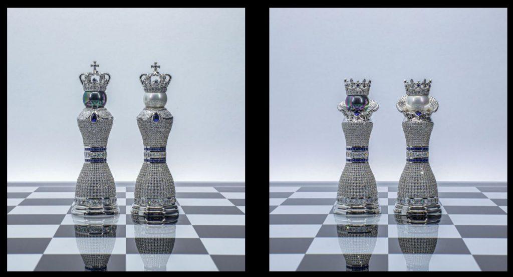 bộ cờ vua Pearl Royale Limited-Edition ảnh 3