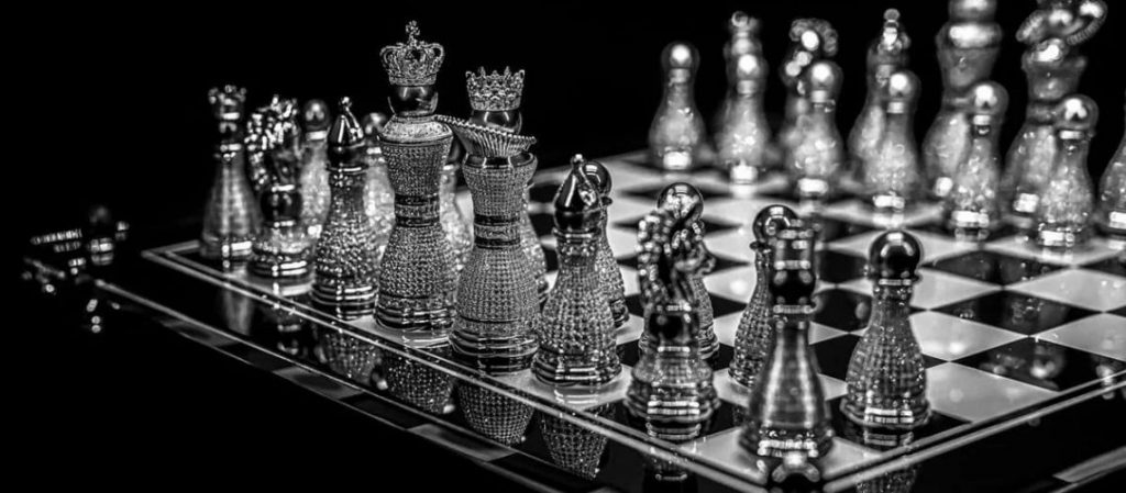 Bộ cờ vua Pearl Royale Limited-Edition ảnh 5