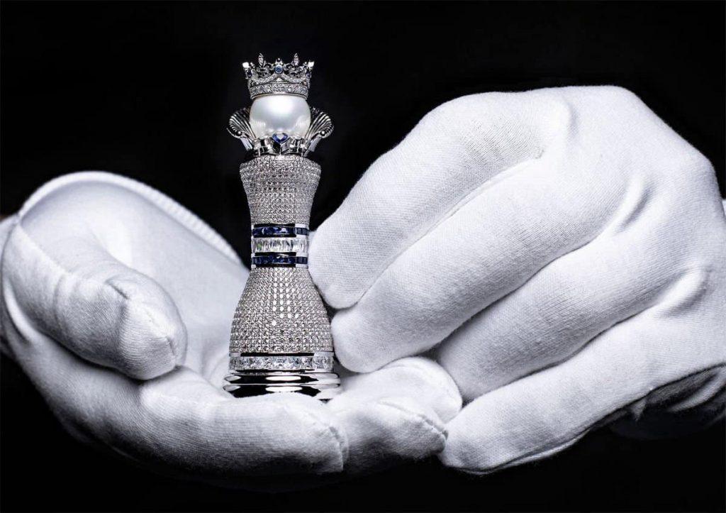 Bộ cờ vua Pearl Royale Limited-Edition ảnh 7