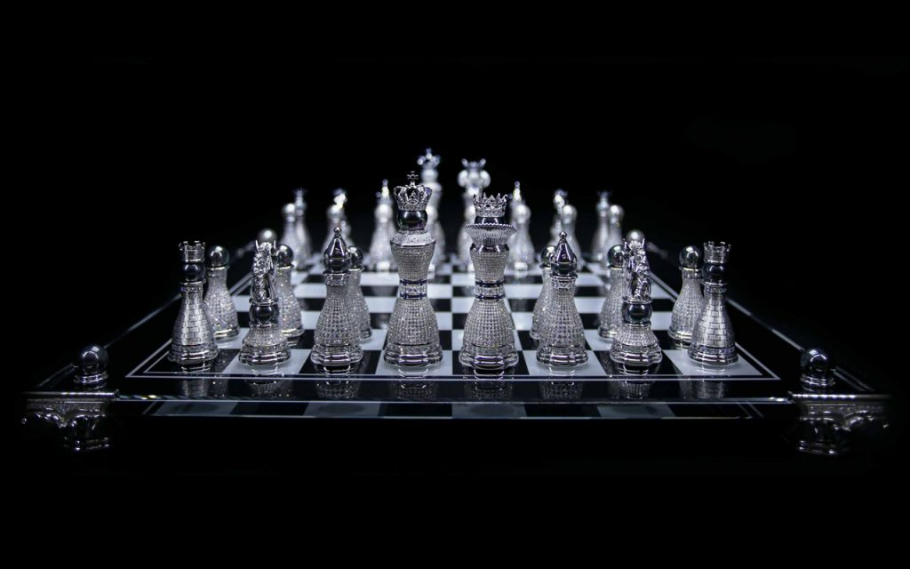 bộ cờ vua Pearl Royale Limited-Edition ảnh 9
