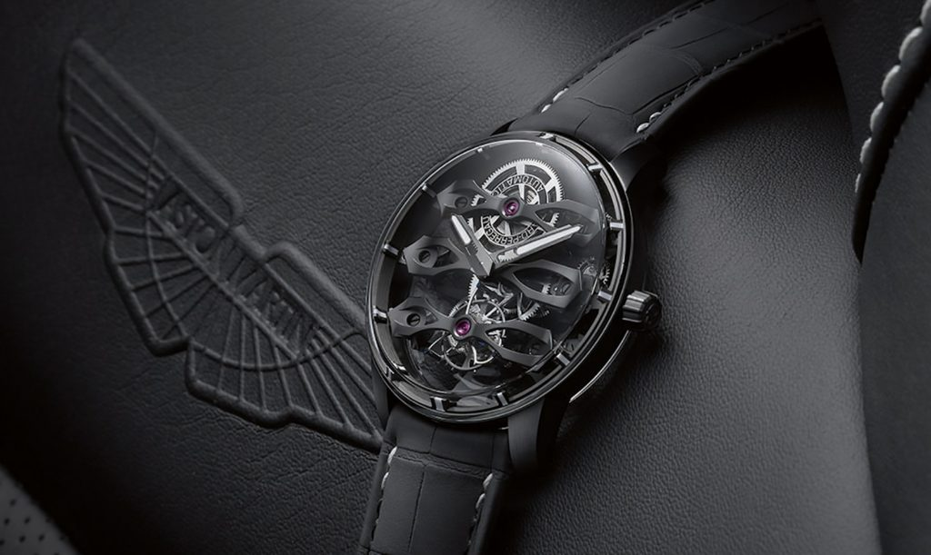 Đồng hồ Aston Martin - Girard-Perregaux phiên bản giới hạn, giá gần 3,5 tỷ đồng ảnh 8