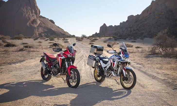 Honda Africa Twin 2021 ra mắt thị trường việt giá từ 590 triệu đồng ảnh 13