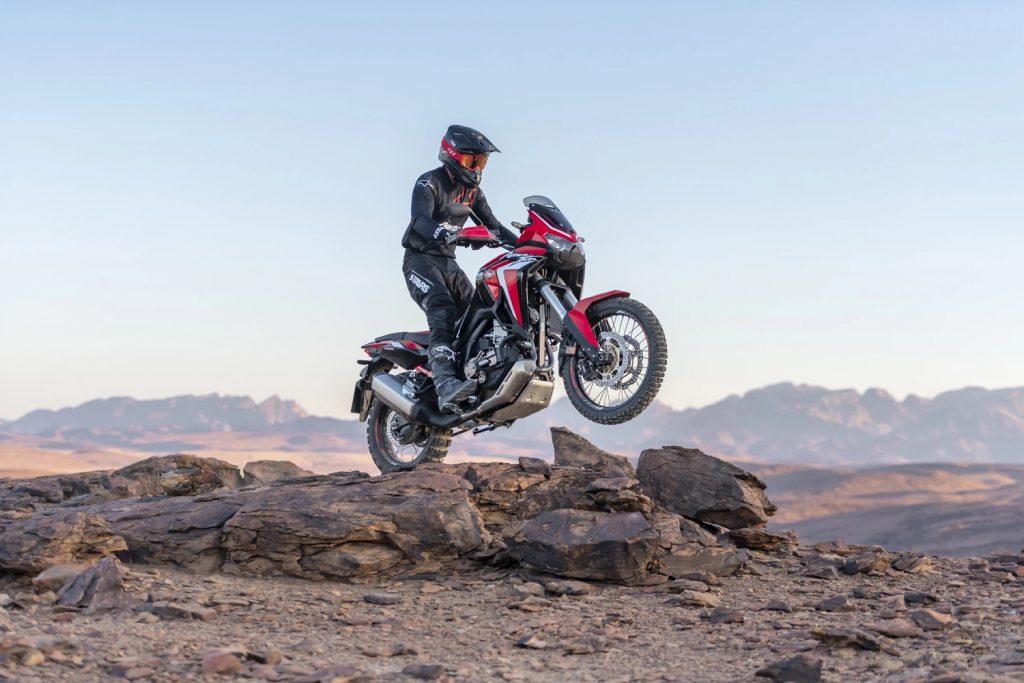Honda Africa Twin 2021 ra mắt thị trường việt giá từ 590 triệu đồng ảnh 1
