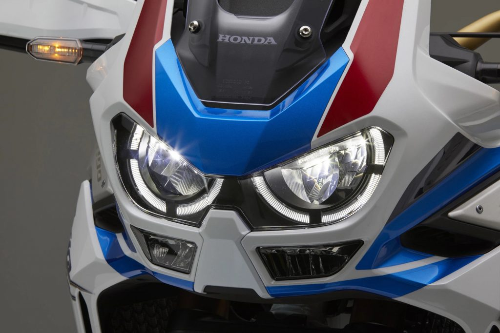 Honda Africa Twin 2021 ra mắt thị trường việt giá từ 590 triệu đồng ảh 4