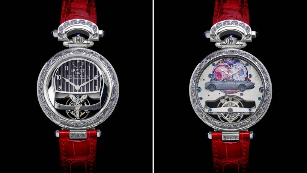 Khám phá chiếc đồng hồ tuyệt tác của xe siêu sang Rolls-Royce Boat Tail đắt nhất thế giới ảnh 3