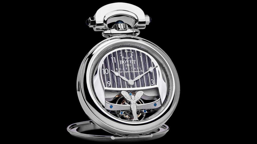 Khám phá chiếc đồng hồ tuyệt tác của xe siêu sang Rolls-Royce Boat Tail đắt nhất thế giới ảnh 4