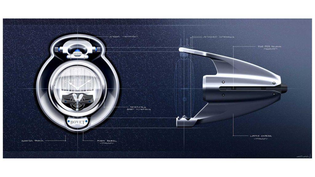 Khám phá chiếc đồng hồ tuyệt tác của xe siêu sang Rolls-Royce Boat Tail đắt nhất thế giới ảnh 6