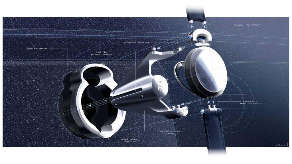 Khám phá chiếc đồng hồ tuyệt tác của xe siêu sang Rolls-Royce Boat Tail đắt nhất thế giới ảnh 7