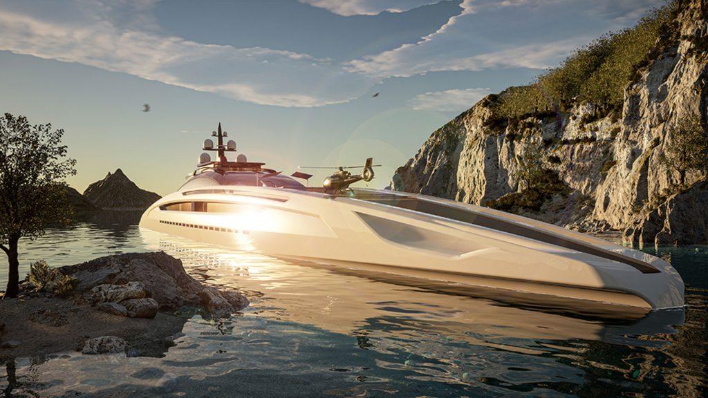 Project Sunrise - Du thuyền tiện nghi 5 sao, dài hơn 135m ảnh 4