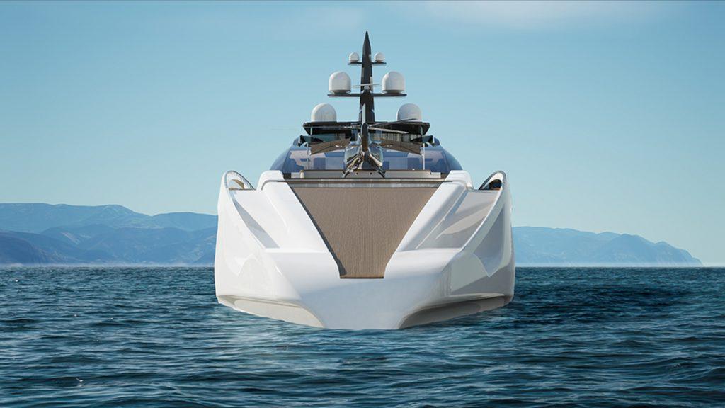 Project Sunrise - Du thuyền tiện nghi 5 sao, dài hơn 135m ảnh 7