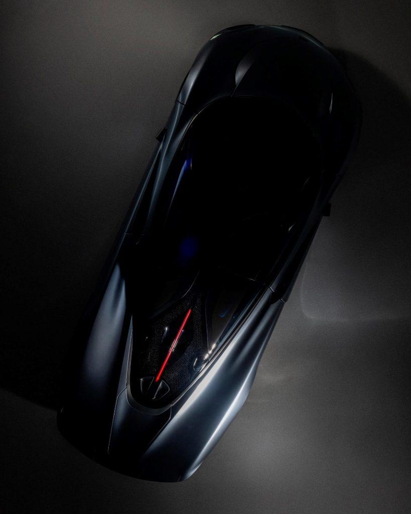 Richard Mille RM 40-01 Automatic Tourbillon - Chiếc đồng hồ lấy cảm hứng từ siêu xe McLaren ảnh 4