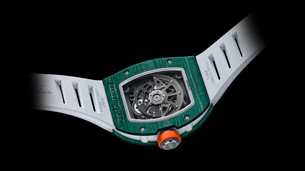 Richard Mille ra mắt RM 029 Automatic Le Mans Classic giới hạn 150 chiếc có giá hơn 4 tỷ ảnh 1