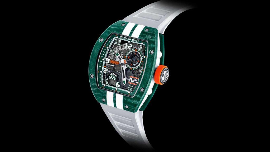 Richard Mille ra mắt RM 029 Automatic Le Mans Classic giới hạn 150 chiếc có giá hơn 4 tỷ ảnh 2