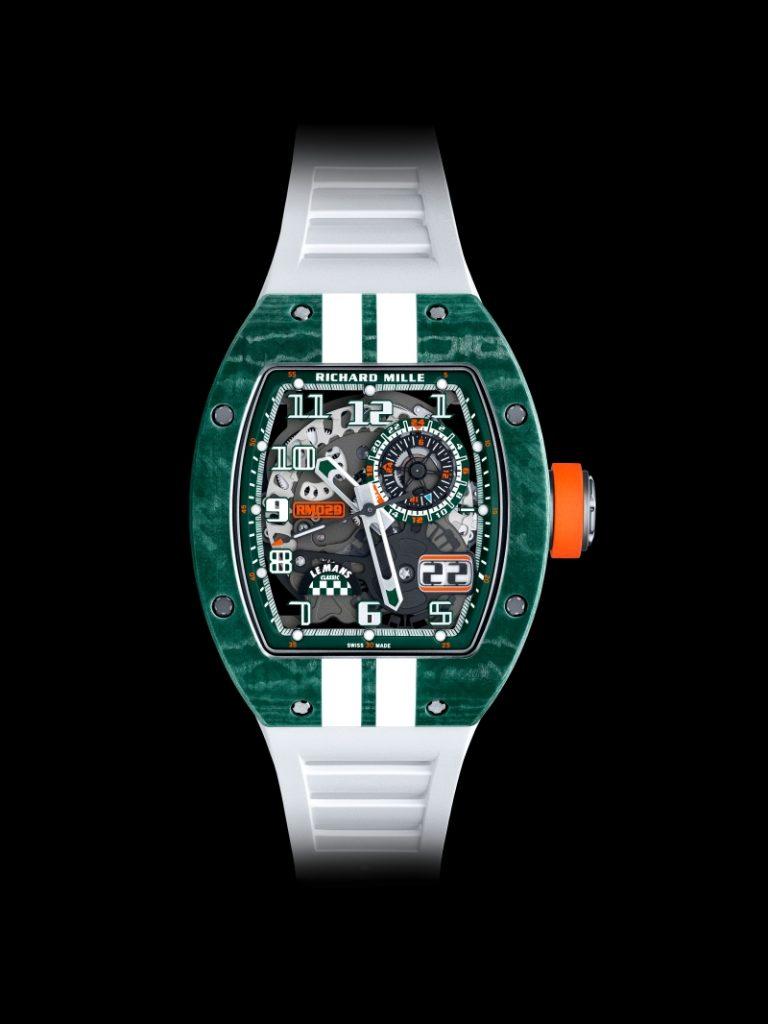 Richard Mille ra mắt RM 029 Automatic Le Mans Classic giới hạn 150 chiếc có giá hơn 4 tỷ ảnh 6