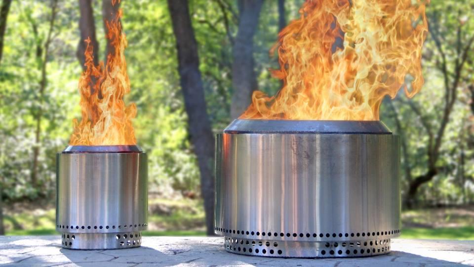 Solo Stoves ra mắt vỉ nướng gang cho các hố lửa ít khói ảnh 3