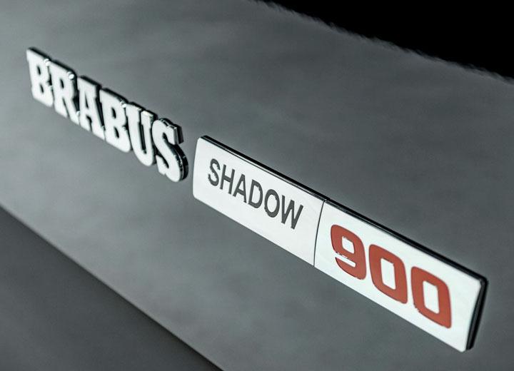BRABUS Shadow 900 Black Ops Limited Edition chỉ 37 chiếc trên toàn thế giới ảnh 4